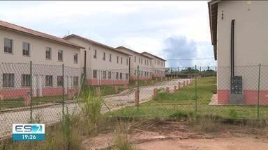Prazo vence e casas populares não são entregues em Aracruz, ES - Moradores do programa Minha Casa, Minha Vida ainda não receberam suas chaves.