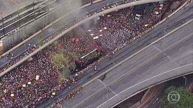 A programação oficial do Carnaval de Belo Horizonte começa no próximo sábado (8) - Cinco milhões de foliões são esperados para a festa na capital mineira.