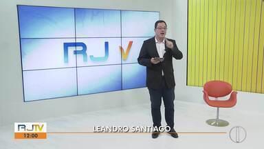 Veja a íntegra do RJ1 deste sábado, do dia 08/02/2020 - Apresentado por Ana Paula Mendes, o telejornal da hora do almoço traz as principais notícias das regiões Serrana, dos Lagos, Norte e Noroeste Fluminense.