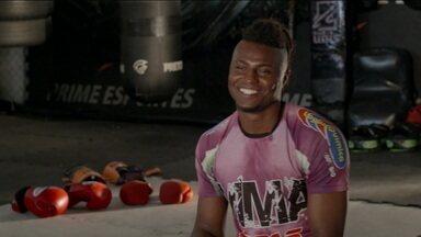 Dias de luta: conheça a história de Bruno Bolt, o jovem que já comeu ração e sonha em lutar no UFC - Dias de luta: conheça a história de Bruno Bolt, o jovem que já comeu ração e sonha em lutar no UFC