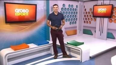 Assista à íntegra do Globo Esporte Triângulo Mineiro - Globo Esporte - TV Integração - 10/02/2020