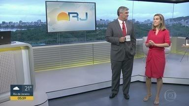 Bom dia Rio - Edição de quarta-feira, 12/02/2020 - As primeiras notícias do Rio de Janeiro, apresentadas por Flávio Fachel, com prestação de serviço, boletins de trânsito e previsão do tempo.