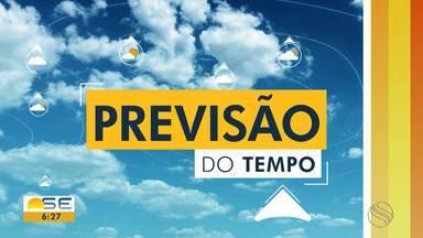 Confira a previsão do tempo em Sergipe - Confira a previsão do tempo em Sergipe.