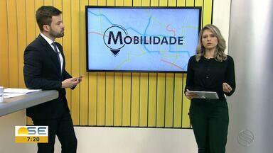 Michele Costa informa sobre o trânsito em Sergipe - Michele Costa informa sobre o trânsito em Sergipe.