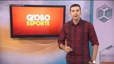 Confira a íntegra do Globo Esporte Triângulo Mineiro - Globo Esporte - Triângulo Mineiro - 12/02/20