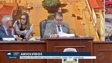 Câmara de Dourados arquiva processo contra dois vereadores - Eles são suspeitos de participarem de um esquema para fraudar licitações públicas