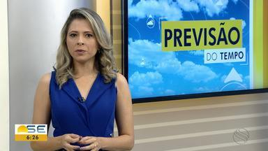 Michele Costa informa sobre a previsão do tempo em Sergipe - Michele Costa informa sobre a previsão do tempo em Sergipe.