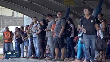 Bom Dia MS acompanha situação da mudança nas linhas de transporte coletivo de Campo Grande - Bom Dia MS acompanha situação da mudança nas linhas de transporte coletivo de Campo Grande.