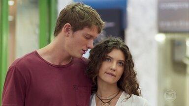 Rita e Filipe contam que Lígia não permitiu que Nina os acompanhem - Serginho e Guga planejam a viagem