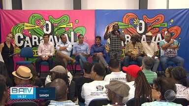 Prefeitura formaliza apoio institucional à blocos afro que desfilam no Carnaval - Cerca de oitenta e seis entidades serão beneficiadas, veja quais.