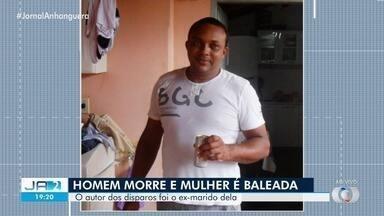 Caminhoneiro é suspeito de matar homem após curtir a foto da ex-mulher em rede social - Segundo a Polícia Civil, o carro do suspeito foi encontrado abandonado às margens do Rio Araguaia, e ele está foragido. O suspeito também é suspeito de balear a ex-mulher.