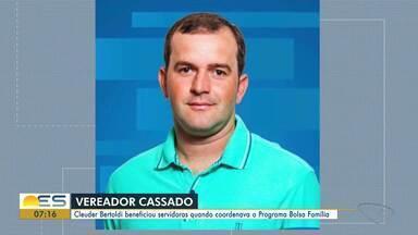 Vereador de Rio Bananal, ES, tem mandato cassado por abuso de poder político - Vereador de Rio Bananal, ES, tem mandato cassado por abuso de poder político.