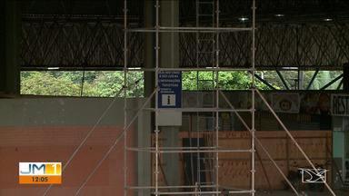 Rodoviária de São Luís está em condições precárias para atendimento aos passageiros - Os problemas se acumulam em todo o terminal e as reclamações também.