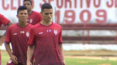 Igor Alves vai reencontrar ex-clube no próximo domingo - Jogador do Itabaiana nas últimas quatro temporadas, meia defende agora o Sergipe.