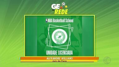 Seletivas de vôlei e basquete são destaques do GE na Rede - Clube Bom Pastor e JF Celtics convidam para seleção de atletas.