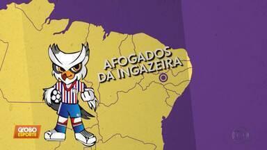 Afogados vence o Atlético-AC e vai enfrentar o Atlético-MG na próxima fase - Afogados vence o Atlético-AC e vai enfrentar o Atlético-MG na próxima fase