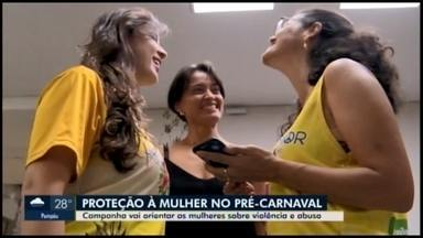 Preparação de estrutura para o pré-carnaval em Divinópolis está em fase final - A Secretaria de Municipal de Cultura tem uma expectativa de 50 mil pessoas para a folia na cidade.