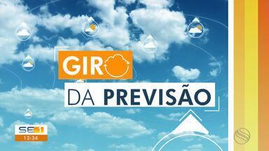 Telespectadores falam sobre a previsão do tempo em Sergipe - Telespectadores falam sobre a previsão do tempo em Sergipe.