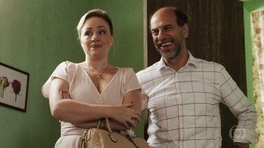 Regina e Max visitam Meg em Caxias - Eles percebem como Beto está cuidando bem de Meg