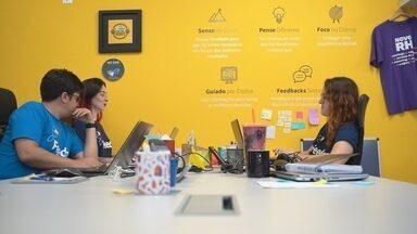 Startup de SC cria solução para melhorar relacionamento entre empresas e funcionários - Startup de SC cria solução para melhorar relacionamento entre empresas e funcionários