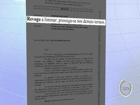 Justiça libera votação na Câmara da reforma da previdência dos servidores em São José - Na quarta (12) uma liminar barrou que o projeto fosse votado pelo legislativo. Projeto de autoria do executivo foi encaminhado ao legislativo é alvo de protestos durante as sessões.