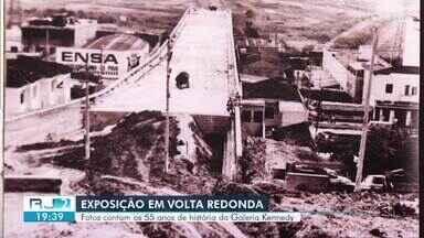 Exposição comemora os 55 anos da primeira galeria de Volta Redonda - Mostra fica disponível para visitação até dia 29 de fevereiro, no Centro.