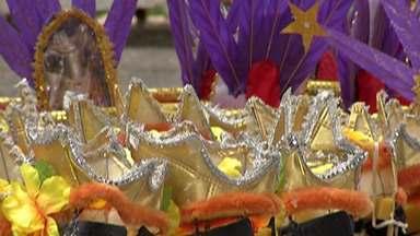 Estação Primeira de Brás Cubas está empenhada para o desfile 2020 de Mogi - Escola foi a vice-campeã do carnaval 2019.