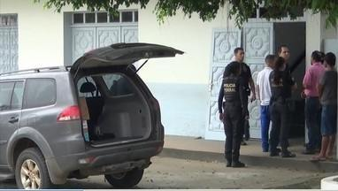 PF investiga esquema de lavagem de dinheiro em contrato com ONG e prefeitura de Cruzeiro - PF investiga esquema de lavagem de dinheiro em contrato com ONG e prefeitura de Cruzeiro