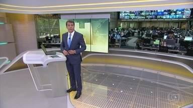 Jornal Hoje - íntegra 15/02/2020 - Os destaques do dia no Brasil e no mundo, com apresentação de Maria Júlia Coutinho.