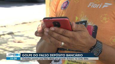 Golpistas usaram uma falsa vítima para garantir dinheiro na conta deles - Veja os detalhes na reportagem de Felipe Valentim.