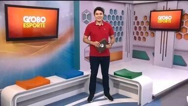 Assista à íntegra do Globo Esporte Triângulo Mineiro - Globo Esporte - TV Integração - 15/02/2020