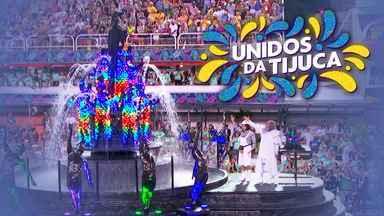 """Unidos da Tijuca - Grupo Especial (RJ) - Íntegra do desfile de 24/02/2020 - """"Onde moram os sonhos"""" fala sobre as maravilhas naturais e as produzidas pela mão do homem no Rio de Janeiro."""