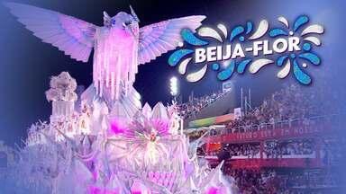 """Beija Flor - Grupo Especial (RJ) - Íntegra do desfile de 24/02/2020 - """"Se essa rua fosse minha"""" é a história de estradas, rotas e caminhos por onde a humanidade passou até desembarcar na Marquês de Sapucaí."""