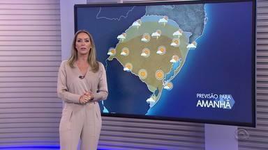 Tempo firme e calor predominam no RS nesta quinta-feira (20) - Faixa Norte do estado podem ter pancadas de chuva ao longo do dia.