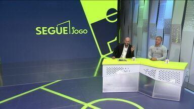 Segue o Jogo: Lucas Gutierrez e Paulo Nunes analisam a rodada desta quarta-feira - Segue o Jogo: Lucas Gutierrez e Paulo Nunes analisam a rodada desta quarta-feira