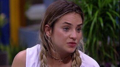Gabi se explica sobre a relação das sisters - Gabi se explica sobre a relação das sisters