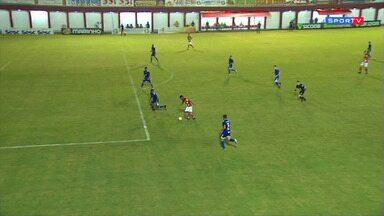 Tombense 2 x 0 Cruzeiro
