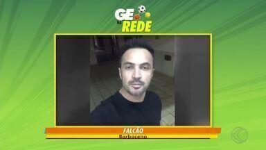 GE na Rede tem recado de Falcão e futebol de veteranos - Quadro tem destaques de Barbacena, Juiz de Fora e Visconde do Rio Branco