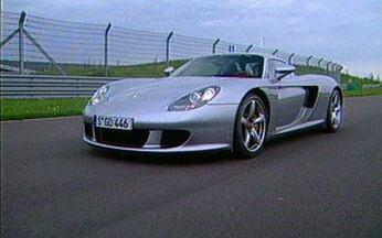 Porsche Carrera GT - Confira nossa nova galeria dos carros mais rápidos do mundo e vote no melhor!