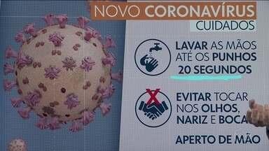 Ministério da Saúde monitora dois casos suspeitos no RJ - Preocupação com o primeiro caso de coronavírus registrado no Brasil. É em São Saulo. Aqui no Rio, as autoridades monitoram dois casos suspeitos.