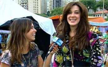 Hoje estréia A Favorita! - O Video Show mostra como foram as primeiras gravações da novela.