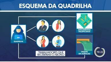 Polícia Federal investiga fraude em saques do PIS - Quadrilhas atuavam na região.