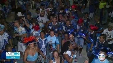 Galeria do Ritmo vence desfile das escolas de samba do Recife - Agremiação ganhou da favorita, Gigante do Samba