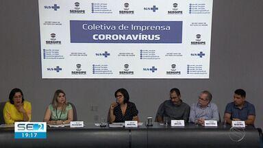 Caso suspeito de coronavírus em Aracaju é investigado - Casos só são oficialmente reconhecidos como suspeitos após confirmação do Ministério da Saúde, o que ainda não ocorreu.