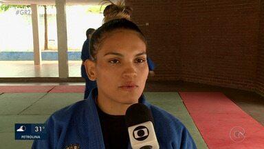 Judoca de Petrolina se prepara para duas importantes competições - Cynthia Silva vai participar da Seletiva para o Brasileiro e para o Panamericano em Lima, no Peru