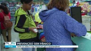 Governo do Rio monta plano de prevenção contra o coronavírus - Representantes das secretarias de saúde dos 92 municípios do estado já começaram a ser treinados. Apenas um caso foi confirmado no Brasil.