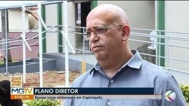 Câmara de vereadores de Capinópolis inicia audiências públicas para elaborar Plano Diretor - A cidade ainda não tem Plano Diretor, documento que tem o objetivo de orientar a atuação do Poder Público na infraestrutura, aspectos econômicos e ambientais.