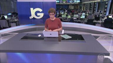 Jornal da Globo, Edição de quinta-feira, 27/02/2020 - As notícias do dia com a análise de comentaristas, espaço para a crônica e opinião.