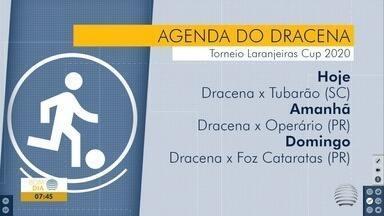 Futsal de Dracena continua preparação para a Liga Paulista - Veja os destaques do esporte regional.