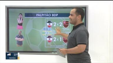 Confira as apostas do Palpitão BDP para o Rivengo de sábado (29) - Confira as apostas do Palpitão BDP para o Rivengo de sábado (29)